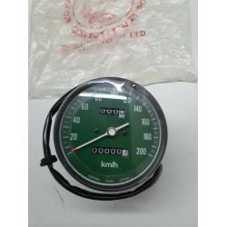 Honda Speedometer Assy CB550K2 CB550F1 Four KMPH 37200-390-681