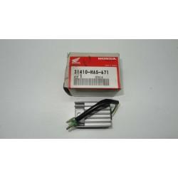 Honda ATC350 TLR200 XL250 XL350 REGULATOR COMP.,A 31410-HA5-671